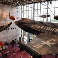 Photo taken at National Air and Space Museum by benjamin b. on 7/20/2013