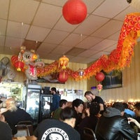 Photo taken at Mission Chinese Food by Raj G. on 3/28/2013