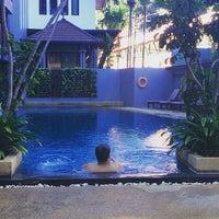 Photo taken at Buri Tara Resort by Note D. on 11/14/2015