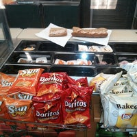 Photo taken at Subway - Lenox Marketplace by Kevin W. on 2/15/2013