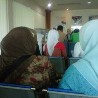 Photo taken at bank bjb by Nelly N. on 9/3/2013