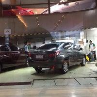 Photo taken at Toyota North Edsa by Kat M. on 12/22/2016