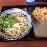 Photo taken at 香の川製麺 枚方津田店 by gaku e. on 4/13/2016