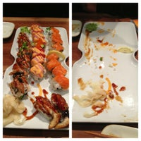 Photo taken at Miyabi Sushi by Seth L. on 10/10/2012