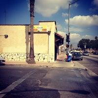 Photo taken at Mitla Cafe by Jennifer S. on 10/10/2012