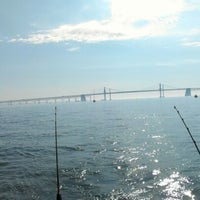 Photo taken at Chesapeake Bay by Rudolph D. on 11/10/2012