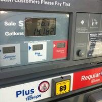 Photo taken at Chevron by Michael L. on 4/25/2013