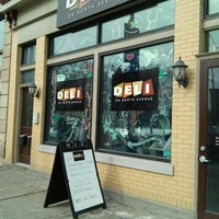 Photo taken at Deli On North Avenue by Thomas H. on 1/31/2014