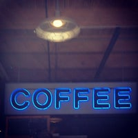 Photo taken at Water Avenue Coffee Company by Corey S. on 4/23/2013