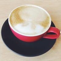Photo taken at Casba Cafe by Natasha D. on 5/17/2014