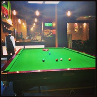 Photo taken at Red Ball Snooker by Megat H. on 6/23/2013