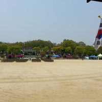 Photo taken at 구.306보충대 by Jungyoun on 5/7/2013