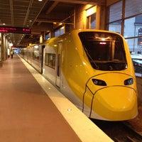 Photo taken at Arlanda Express (Stockholm C) by Shuji M. on 11/17/2012