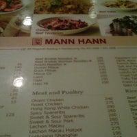 Photo taken at Mann Hann by Genelyn Gail V. on 5/15/2013