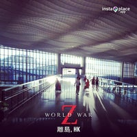 Photo taken at Terminal 2 by Creeze on 7/11/2013