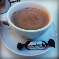 Photo taken at Guylian Chocolate Café by Kelvin L. on 5/19/2013