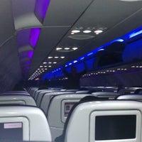 Photo taken at Virgin America by Robert N. on 2/24/2013