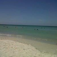 Photo taken at Playa El Paraíso by Vane on 10/25/2012