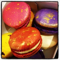 Photo taken at La Maison du Macaron by Dhisty on 1/26/2013