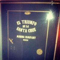 Photo taken at Caffe El Triunfo by Sarai A. on 9/17/2013