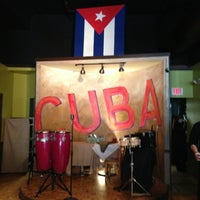 Photo taken at Vicente's Cuban Cuisine by Dom S. on 5/15/2013