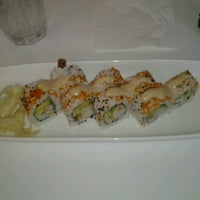 Photo taken at Zen Bistro Sushi by LaDiamond J. on 5/22/2013