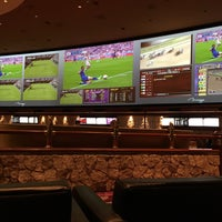 Photo taken at The Mirage Race & Sports Book by Ludo R. on 6/27/2016