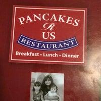 Photo taken at Pancakes R Us by David C. on 8/10/2014