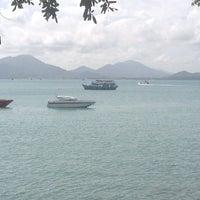 Photo taken at Sunrise Villas Resort by Anyarin day on 7/26/2014