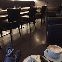 Photo taken at Caffe Leidenschaft by Jürgen K. on 11/19/2015