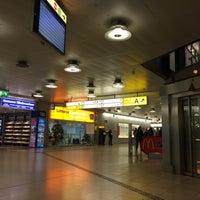 Photo taken at Terminal A by simon l. on 12/13/2015