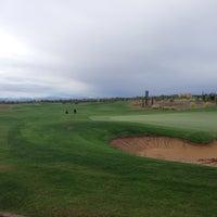 Photo taken at Golf Al Maaden by Inge L. on 11/29/2014