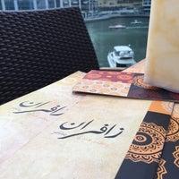 Photo taken at Zafran Restaurant by Turki.S on 5/6/2016