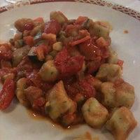 Photo taken at Il Postiglione Ristorante by Federica on 8/15/2012