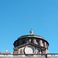Photo taken at St. Paul's Chapel - Columbia University by Sandy K. on 9/17/2013