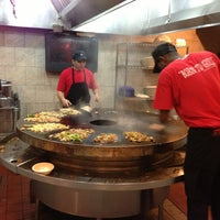 Photo taken at CrazyFire Mongolian Grill by Regina T. on 2/27/2013