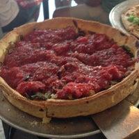 Photo taken at Pi Pizzeria by Matt H. on 6/25/2014