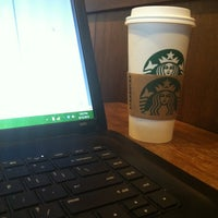 Photo taken at Starbucks by Chris R. on 6/12/2013