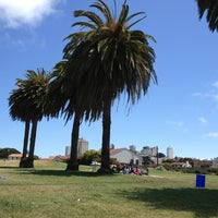 Photo taken at Fort Mason by Jessica D. on 5/26/2013