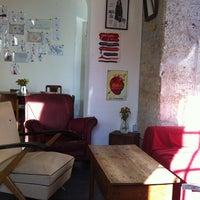 Photo taken at Café Tati by Ene Emilie D. on 10/3/2013