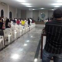 Photo taken at Igreja Mensagem De Paz by emanoel h. on 4/2/2014