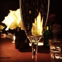 Photo taken at Paris Club Bistro & Bar by John Q. on 4/3/2013