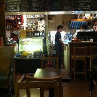 Photo taken at Café Corridor by Mehdi L. on 12/25/2012