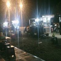 Photo taken at Pantai Bahari Polewali by Ferry S. on 3/6/2014