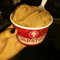 Photo taken at Cold Stone Creamery by Logan G. on 9/17/2013