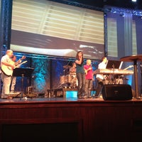 Photo taken at Hope Community Church by Will H. on 4/14/2013