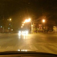Photo taken at Vacharaphol Intersection by Mai N. on 10/30/2015