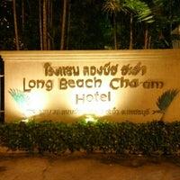 Photo taken at Long Beach Cha-am Hotel by Mai N. on 12/5/2015