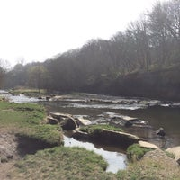 Photo taken at The Burrs Country Park by S Gary F. on 3/30/2014