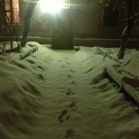 Photo taken at комната шума by Danik S. on 2/16/2014